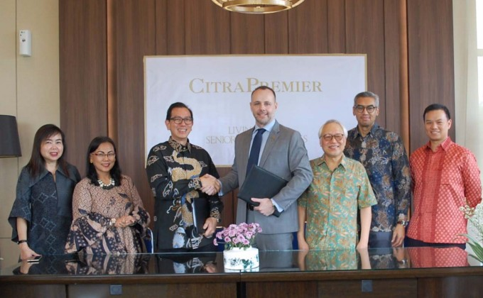 Gandeng Living Well Seniors Communities, Ciputra Residence Kembangkan Club Seniors Citizen