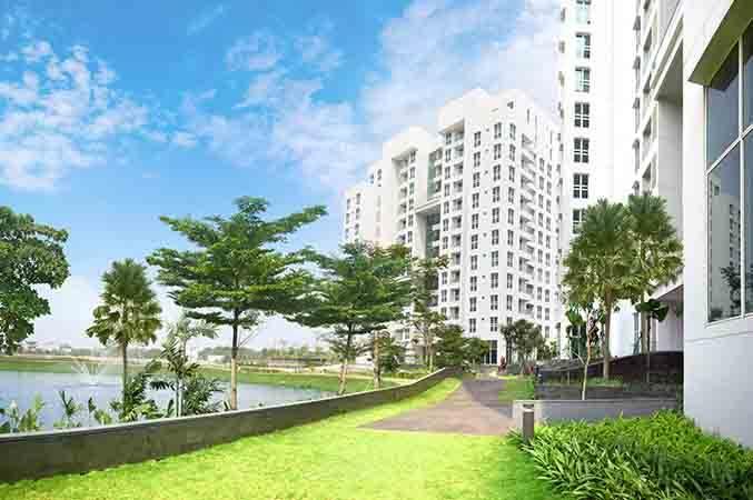 Beli apartemen di Jakarta Barat, Konsep Mewah!